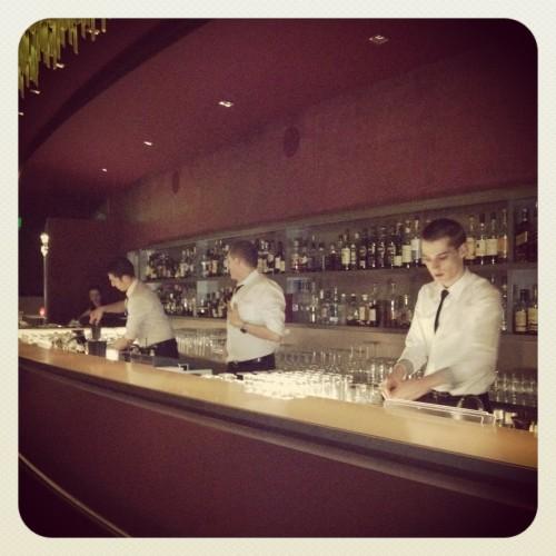 Le Crew du Bar la Vue.