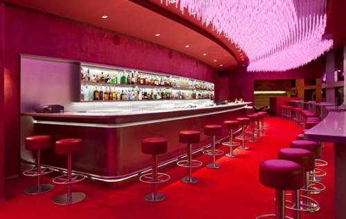 Le bar du Bar La Vue