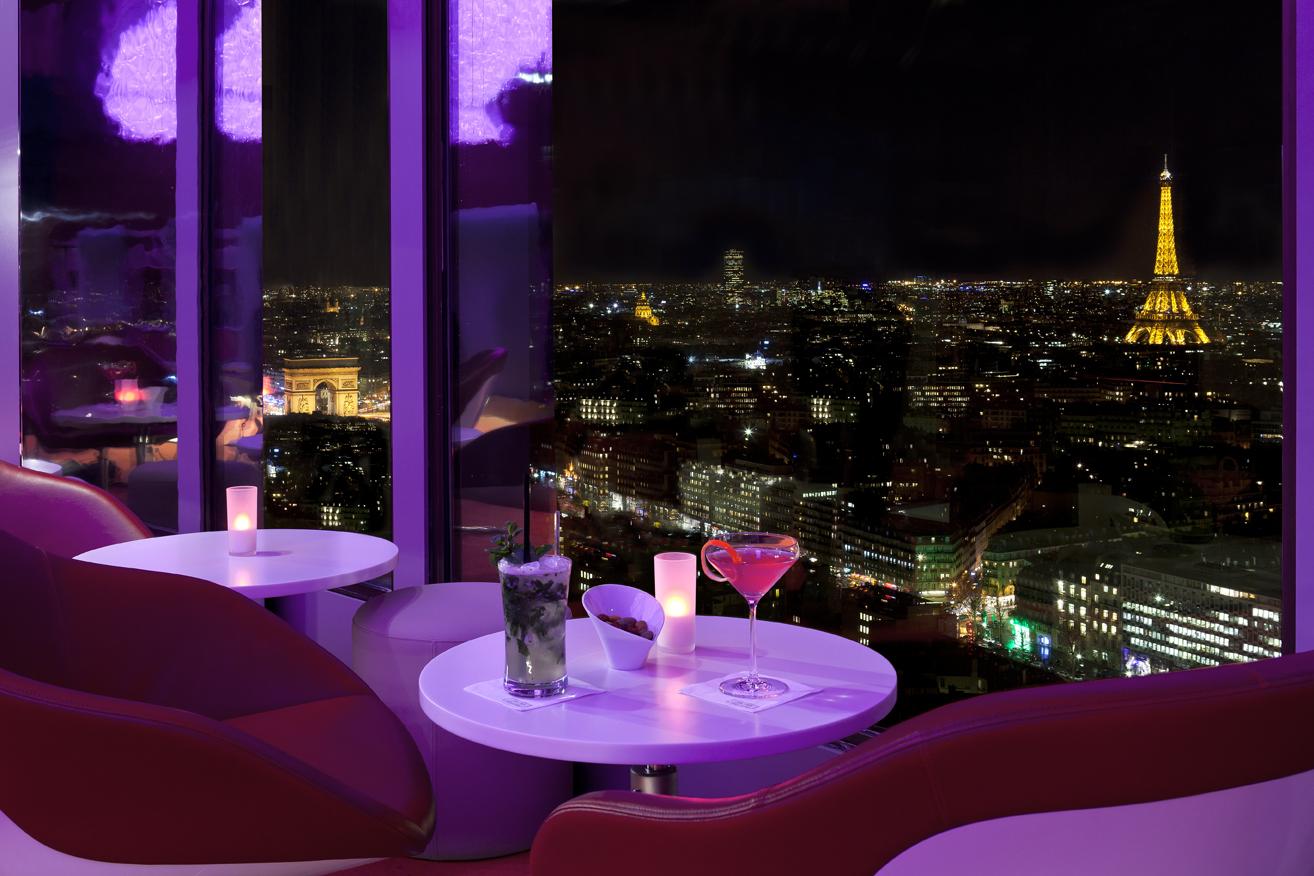 Hotel Elysees Union Paris - 3 Star Hotel near Eiffel Tower