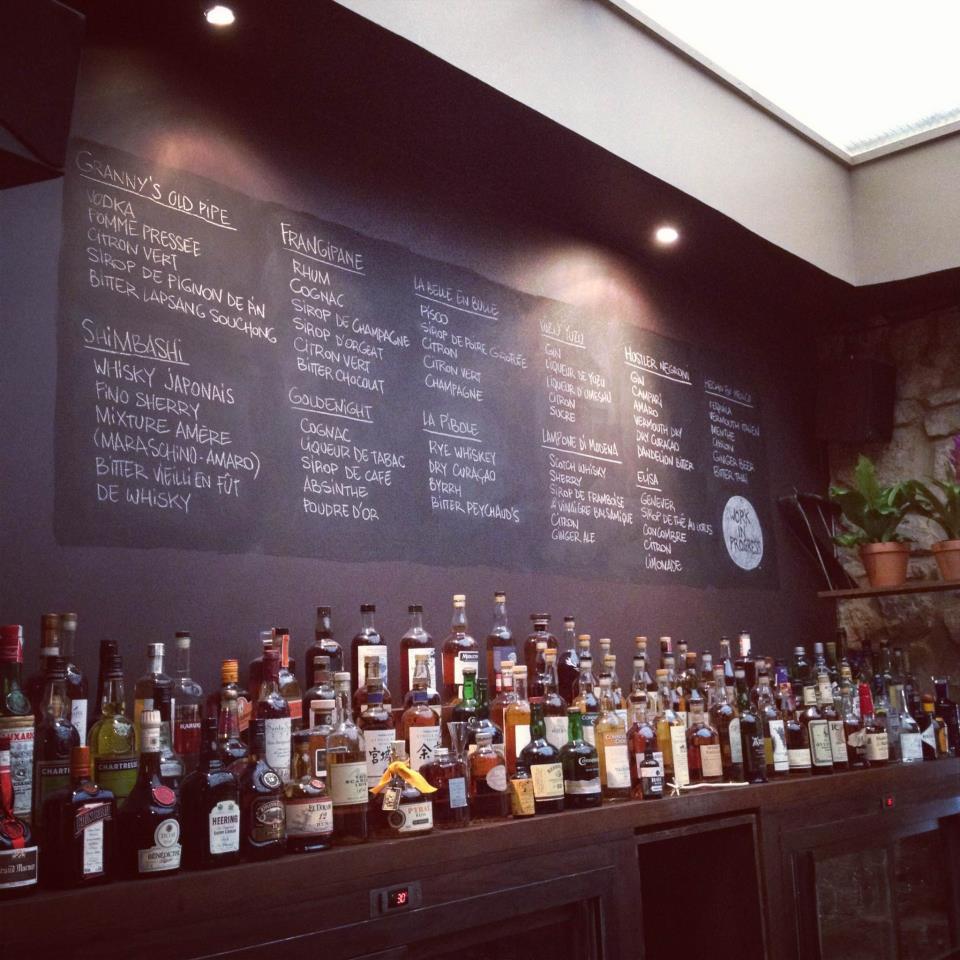 Bar Sherry