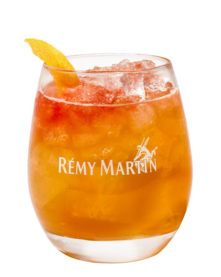 Le cocktail Rémy Soolong