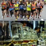 Marathon running vs dégustation de rhum