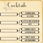 cote cocktail