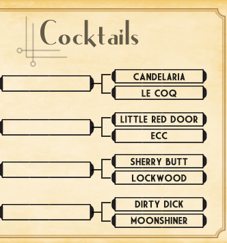 cote cocktail