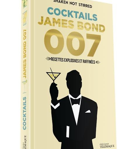 Cocktails James Bond 007