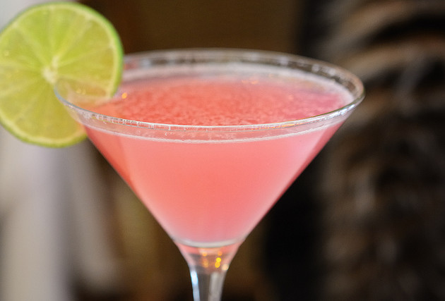 good color of a cosmopolitan