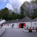 Edradour distillery, Pitlochry (Perthshire), Écosse