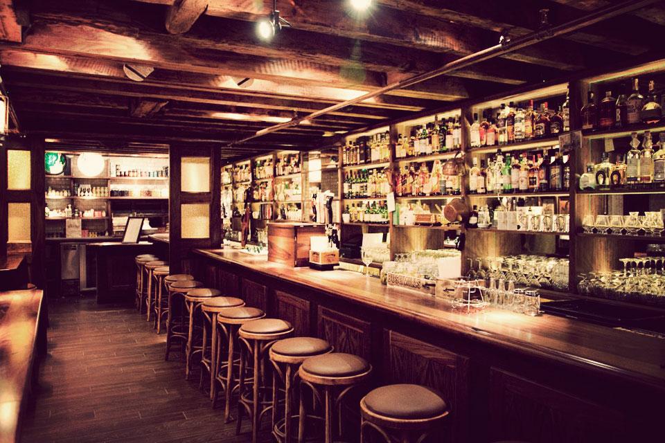 Le Dead Rabbit, bar numéro  1 du classement cette année. (crédit : Forbes)