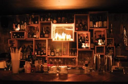 Le bar de la Candelaria
