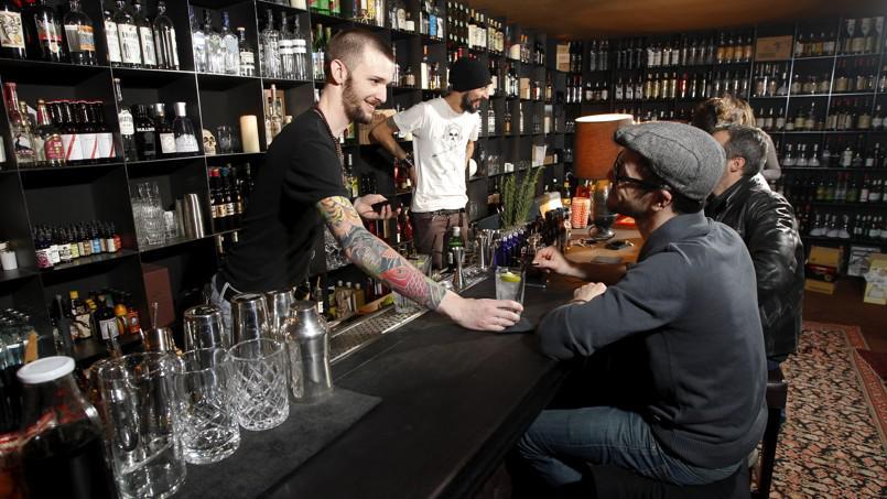 Un nouveau bar à Paris : le Gocce
