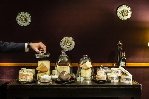 La sélection de fromages