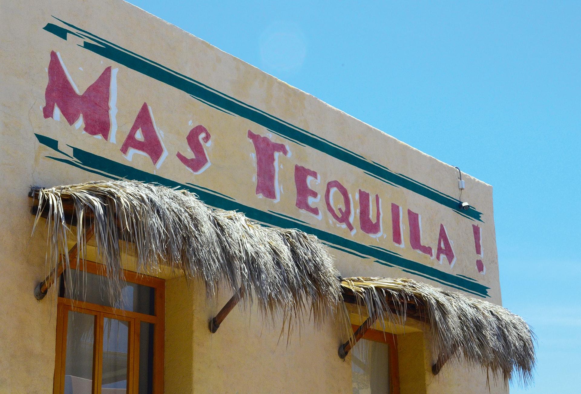 Mas tequila
