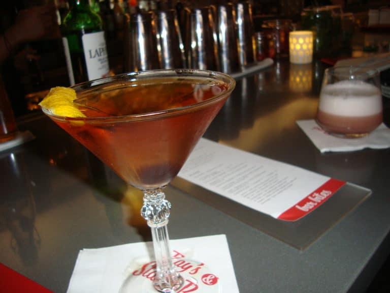 Un bijou cocktail